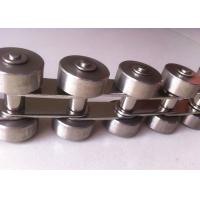 Stainless Steel 304 Roller Conveyor Chain For Power Transmission ANSI Standard Manufactures