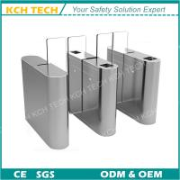 Wholesale High Quality CE Approved  Smart Card NFC Reader Swing Sliding Turnstile Gate from china suppliers