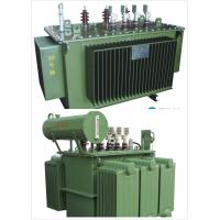 Buy cheap Overload​ Three Phase Power Transformers 6.6 KV - 125 KVA Compact Size from wholesalers