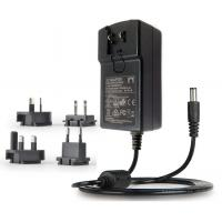 Buy cheap 60W 24 Volt Dc Power Adapter Plug In Connection With Long Service Life from wholesalers