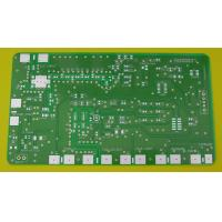 Buy cheap 16 / 17 / 18 layer Tab - routed Immersion Silver SMT Gerber files ingle sided PCB board from wholesalers