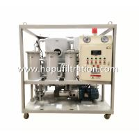 Buy cheap Fr3 Transformer Oil Fluids Filtration Plant, Dielectric Insulation Silicon Oil Purification machine, ENVIRO purifier from wholesalers