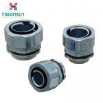Buy cheap Zinc Alloy Watertight Conduit Connector Hexagonal Type With IP68 Waterproof from wholesalers