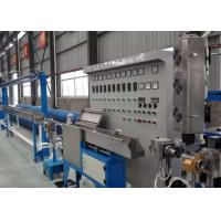 Wholesale Auto Electric Cable Manufacturing Machinery , Plastic Wire Making Machine from china suppliers