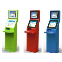 Buy cheap Windows 7 Or Linux Internet Healthcare Kiosk With Pin Pad Medical Kiosk Machines from wholesalers