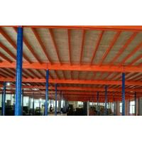 Buy cheap Space Saving Mezzanine Floor Planks Two Layers Marine Polywood Steel Plate from wholesalers