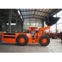 Buy cheap FCYJ-2D articulated 4x4 wheel drive china made scooptram from wholesalers