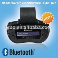Buy cheap Steering wheel Bluetooth Hands-free Car Kit from wholesalers