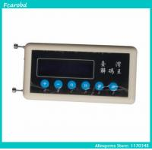 China Fcarobd global remote control code copy device wireless 433mhz car remote key scanner remote control code cloner on sale