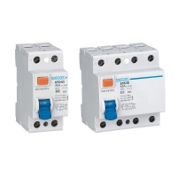 Buy cheap PA66 300ma AC Type Double Pole RCCB Circuit Breaker from wholesalers