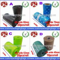 Buy cheap Custom Disposable Plastic Dog Poop Bag With LDPE + OXO Biodegradable from wholesalers
