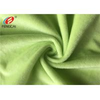 Buy cheap Warp Knit Minky Plush Fabric , Customized Color Baby Blanket Material ,Anti-pilling from wholesalers