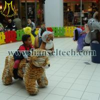 Hansel Mall Animal Rides On Toys Stuffed Animals With Battery Motorized Animals