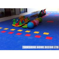 Buy cheap Commercial Playground Playground Safety Surfacing Tiles Creative For Kids from wholesalers