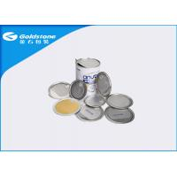 Buy cheap Metal Can Packaging Easy Peel Off Open Ends BPA Free Health Performance from wholesalers