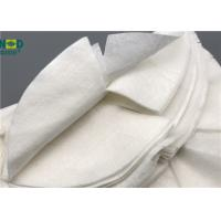 Wholesale Skin Care Nourishing Bamboo Fiber Fabric Non Woven Custom Size Tear Resistant from china suppliers