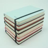 Buy cheap Elastic Band Pocket PU Diary (K2-002) from wholesalers