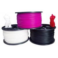 Buy cheap Elastic Good Toughness Rubber 3d Printing Filament / Flexible 3d Printing Pp Filament from wholesalers