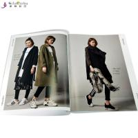 Buy cheap Luxury Soft Cover A3 Catalog Printing Services / A5 Booklet Printing from wholesalers