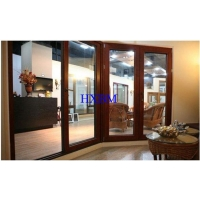 Buy cheap Powder Coating EPDM 6063-T5 Aluminium Clad Wood Windows For Houses from wholesalers
