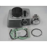 Buy cheap CB200 169FML Zongshen Motorcycle Cylinder Kit Wear Resistant ISO Certificate from wholesalers