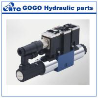 Buy cheap Bosch Rexroth 4wrae Proportional Hydraulic Directional Control Valve 20L/Min from wholesalers