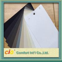 Buy cheap Modern Roller Blinds Home Textile Fabric Vertical Polyester Coating from wholesalers