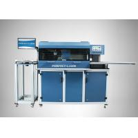 China Stainless Steel Channel Letter Bender 5 Axis Control 4.0KW Three Function In One on sale