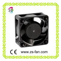 Buy cheap portable car air conditioner 40X40x20MM rechargeable fan ,dc fan from wholesalers