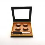 Buy cheap Adhesive 10D Magnetic Eyeliner Eyelash Suit 25mm Korean PBT Fiber from wholesalers