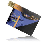 Buy cheap visa card shape usb flash drive from wholesalers