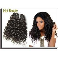 Buy cheap Italian 100% Human Hair Bundles , Natural Color 1 Piece Weave Hair Extensions from wholesalers