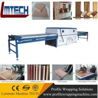 Buy cheap Philippines PVC cabinet Vacuum Membrane Press Machine from wholesalers