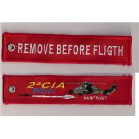 Remove Before Flight Bhela 1HA-28 Tiger Keychain Manufactures