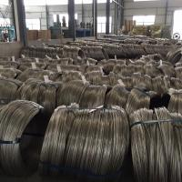 Wholesale DIN X18CrN28 (EN 1.4749, AISI 446, UNS S44600) cold drawn stainless steel wire coil from china suppliers