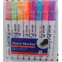 Buy cheap Uni quality 12 colors water ink liquid permanent paint marker from wholesalers