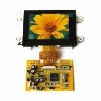 Buy cheap 3.5-inch TFT LCD Modules with 320 x RGB x 240 Pixels Resolution, LED Backlight from wholesalers