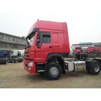 Buy cheap Euro 2 HW 79 Prime Mover And Trailer High Roof Cab Two Berths 102 km / h from wholesalers