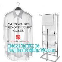 Buy cheap DRY CLEANING GARMENT BAG COVER, SANITARY LAUNDRY BAG, HOTEL, LAUNDRY STORE, CLEANING SUPPLIES,HANGER from wholesalers