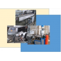Buy cheap Suction Discharge PP Pipe 5r/Min Pipe Manufacturing Machine from wholesalers