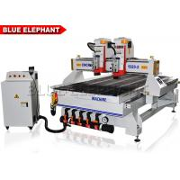 Buy cheap USB Computer Interface Multi - Head CNC Router Automatic Wire Cutting And Stripping Machine from wholesalers