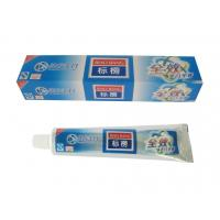 Buy cheap Industrial Plastic Toothpaste Packing Tube With Wist-Off / Lipstick Cap Foil Seal , 3g - 500g from wholesalers