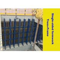 Buy cheap Truss Light Weight Single Sided Wall Formwork Fast Assembly & Positioning from wholesalers