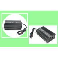 Buy cheap Automatic Lithium Battery Charger 58.4V 8A Intelligent Charging For LiFePO4 Battery 2.5KG Light Weight from wholesalers
