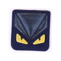 Buy cheap Navy Blue Embroidered Blazer Badges Machine Made Army Blazer Badges from wholesalers