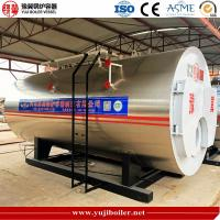 Buy cheap Welded Oil Fired Steam Boiler , Energy Efficient Oil Boiler Natural Circulation High Precision product