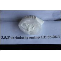 Buy cheap 99% L-Triiodothyronine (T3) CAS 55-06-1 Weight Loss Steroids For Depressive Disorders from wholesalers
