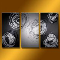 Buy cheap Latest designs group oil painting canvas size on canvas for hotel decor from wholesalers