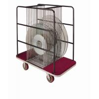 Buy cheap lazy susan trolley, table cart, table car  WF-BF027 from wholesalers