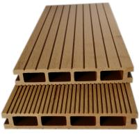 Buy cheap wood plastic composite decking above ground pool  solid composite decking from wholesalers